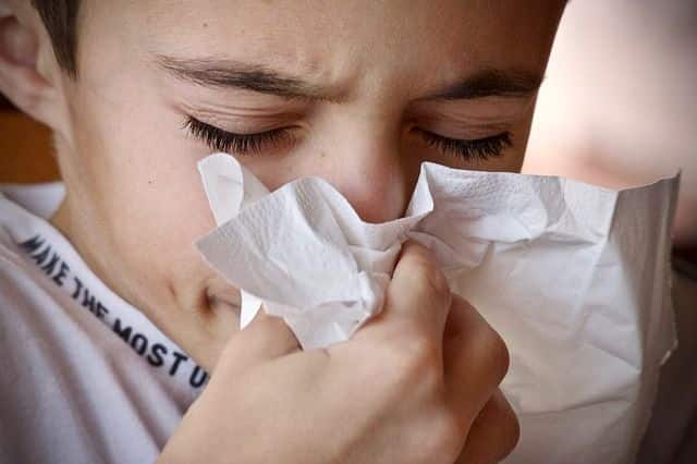 allergie-eternuement